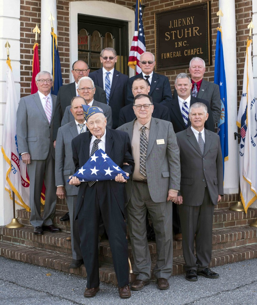 When it Comes to a Military Funeral, Fellow Veterans are a Resource